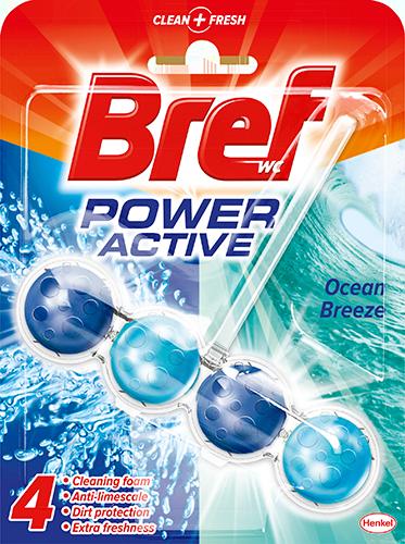 Bref Power Active Ocean Breeze wc-raikastin