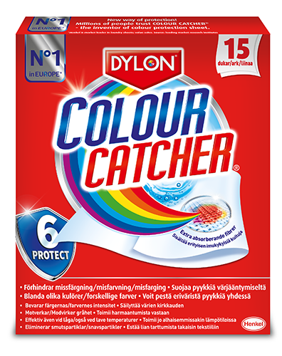 Colour Catcher 15 sheets