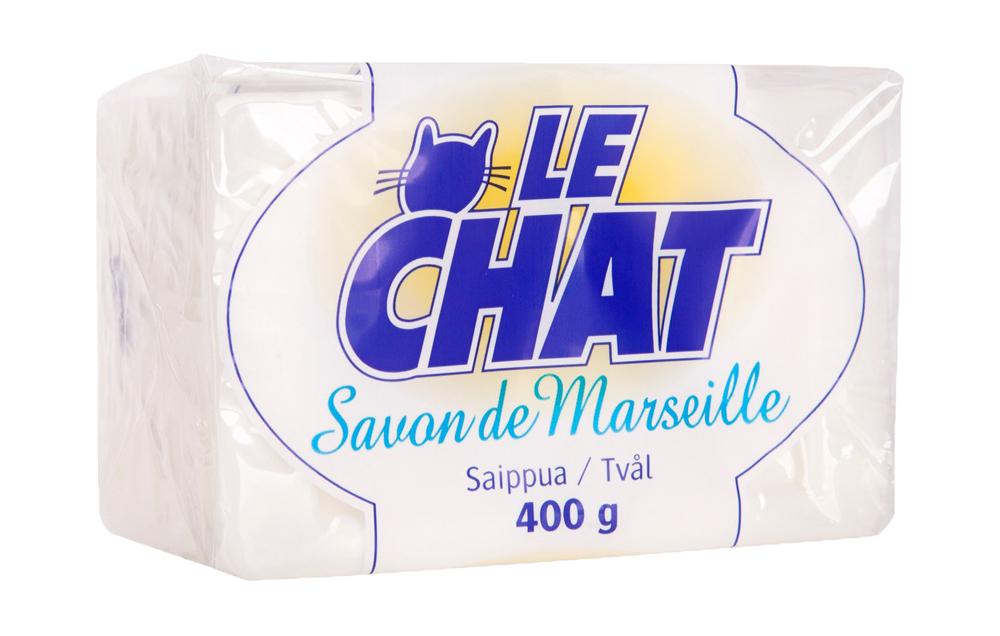 Le Chat 400g Savon De Marseille Saippua Tolu Fi