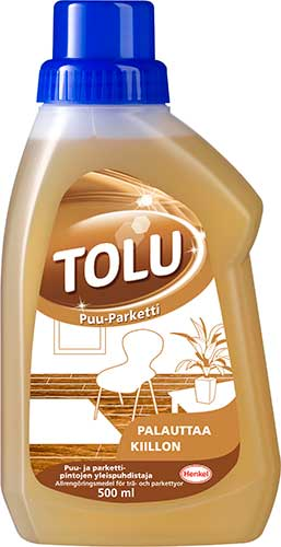 Tolu Puu parketti 500ml