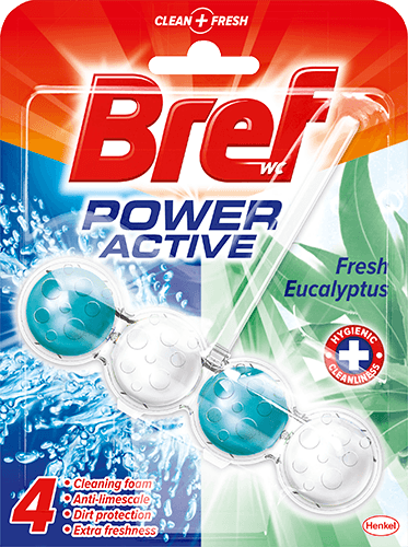 Bref Power Active Fresh Eucalyptus